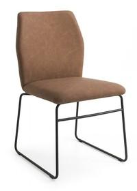 Krzesło na płozach HEXA