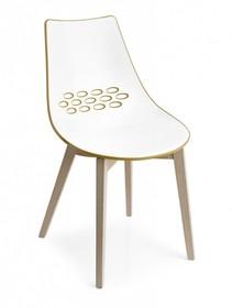 Krzesło na drewnianych nogach JAM
