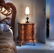 Florencka szafka nocna ręcznie zdobiona