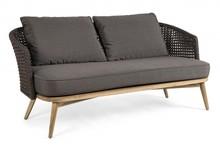 Elegancka sofa ogrodowa NINFA
