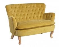 Sofa ORLINS - musztardowy