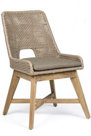 Krzesło do ogrodu HESPERIA - beżowy