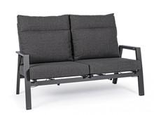 Sofa ogrodowa ANTRACITE