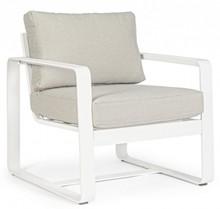 Fotel ogrodowy MERRIGAN - beżowy