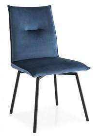 Krzesło tapicerowane MAYA