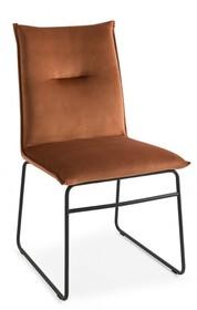 Krzesło na płozach MAYA
