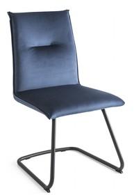 Krzesło na płozie MAYA