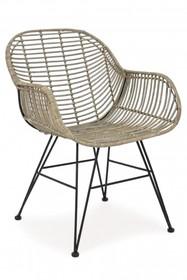 Krzesło ogrodowe RAQUEL