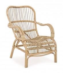 Fotel ogrodowy CLARITA
