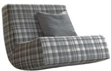 Duży fotel bujany DONDOLAMI