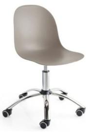 Krzesło biurowe z tworzywa ACADEMY CB1911