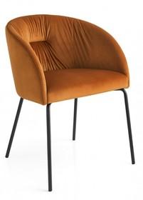 Krzesło tapicerowane ROSIE SOFT