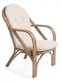 Ratanowy fotel ogrodowy NEW GOLF
