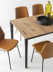Stół do jadalni PENTAGON 160-210x90 cm