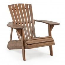 Drewniany fotel ogrodowy KAORI