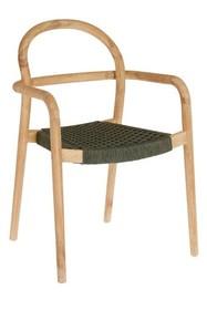 Krzesło do ogrodu RYLSHE - zielony