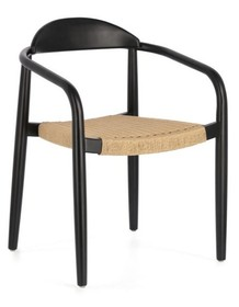 Krzesło do ogrodu ISGLYN - beżowy