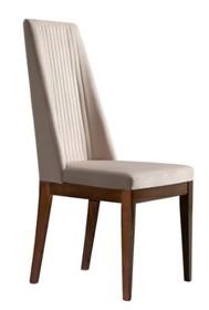 Krzesło tapicerowane EVA WALNUT