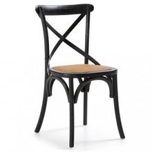 Krzesło LEASI - czarny