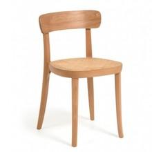 Krzesło NEROMA - brązowy
