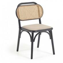 Krzesło NEDORIA - czarny