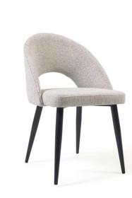 Krzesło ELMA - beżowy