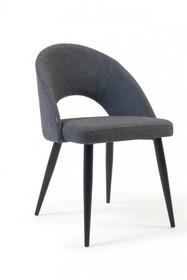 Krzesło ELMA - ciemny szary